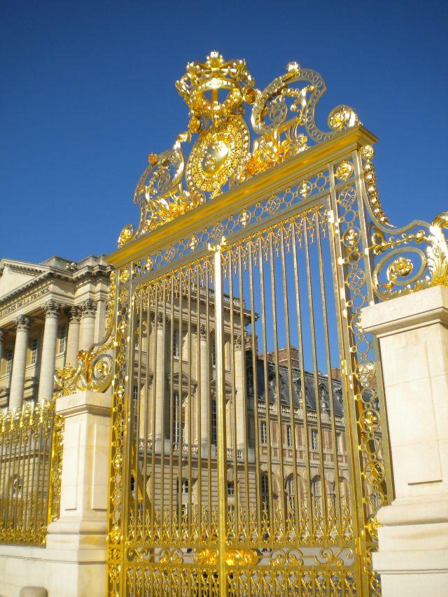 ヴェルサイユ宮殿に行ってきました。: Study below the sea - 海より ...