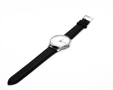Horloge leer België Dutch Nederlandse regalia maçonniek Vrijmetselarij Vrijmetselaarswinkel Loge Benelux