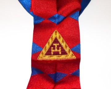 Sjerp Princeps Royal Arch Triple Tau Heilig Koninklijk Gewelf Blauwe Graden Dutch nederlandse regalia maçonniek Vrijmetselarij Vrijmetselaarswinkel Loge Benelux