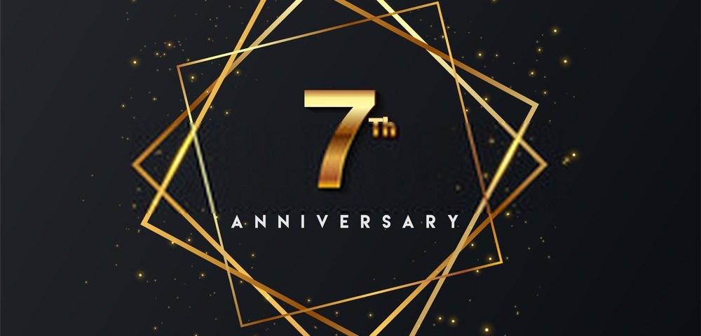 7 Year Wedding Anniversary