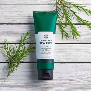 The Body Shop Tea Tree 3-In-1 Wash.Scrub.Mask