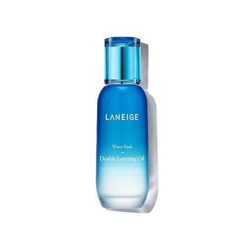 Laneige Water Bank Double Layering Oil