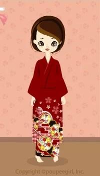 Kimono-sakura / 10A