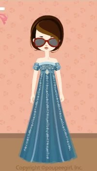 Empire dress / bl09I