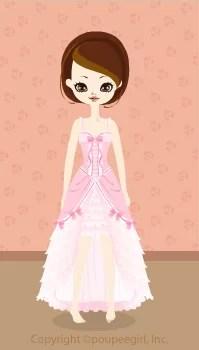 2nd Anniversary Dress / Pk09C