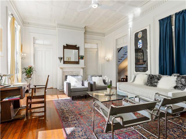Heirloom Savannah Living Room
