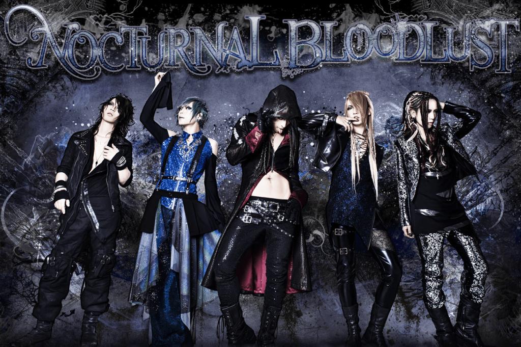 <Source:NOCTURNAL BLOODLUST Official Website>