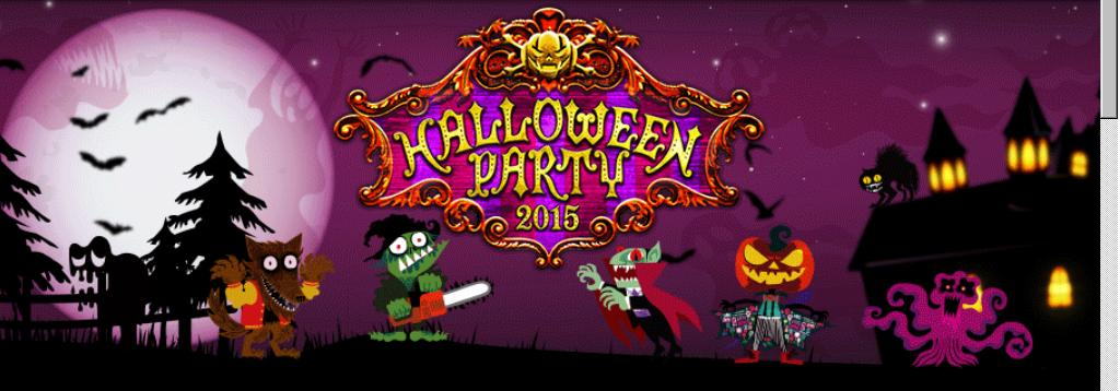 <Source: HALLOWEEN PARTY 2015 Official Website>