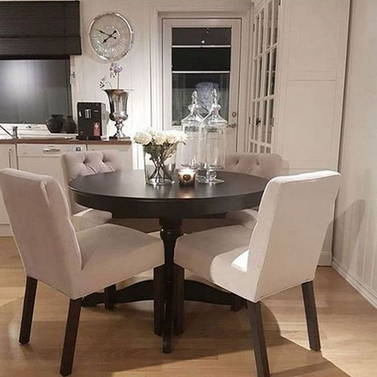 56 Gorgeous Home Decorating Ideas For A Small Dining Room 6