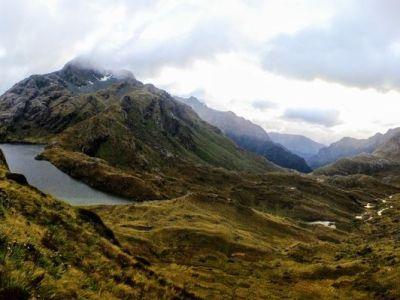 Great Walks Nieuw Zeeland. Waanzinnige wandelingen!