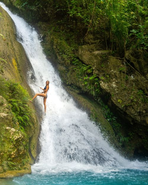 Moalboal waterval