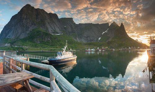 overnachten in Noorwegen