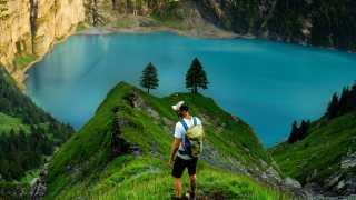 Oeschinensee: mooiste bergmeer hike van Zwitserland!