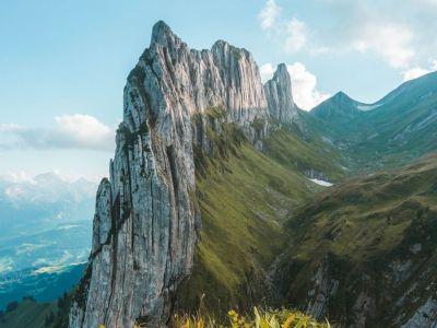 Saxer Lücke: de bucketlist berg van Zwitserland!