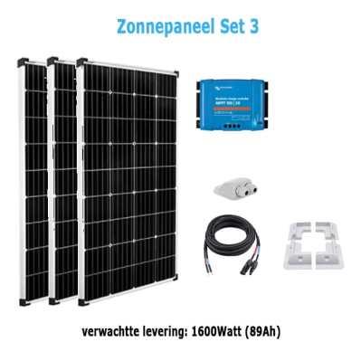 zonnepanelen sets 3