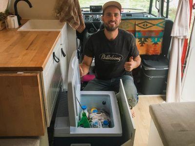 Camper koelkast in 5 stappen – Compressor of Absorptie