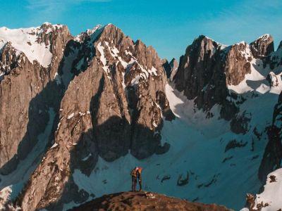 Maja Vajushes Trail – Albanië