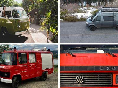 Top 8 – Beste Bus voor een Camper