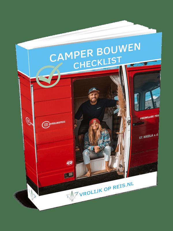 gratis checklist camper bouwen