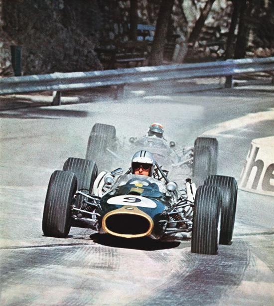 DENNY HULME EM 1967