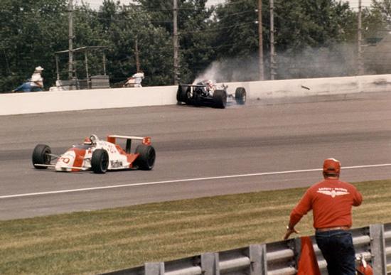 1989 - 2ª vitoria a Emerson Fittipaldi