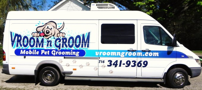 What Is Mobile Pet Grooming?