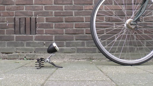 Bikey ontmoet fiets stop motion