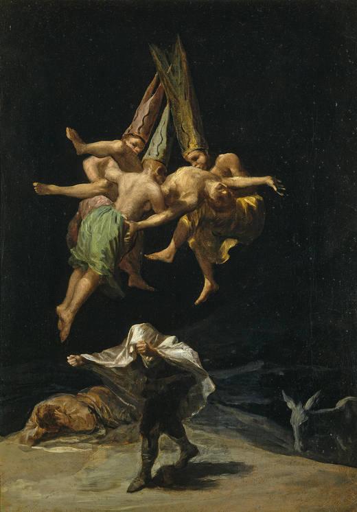 Vliegende heksen 1798