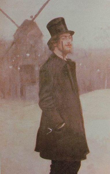 Ramon Casas Bohemien 1891