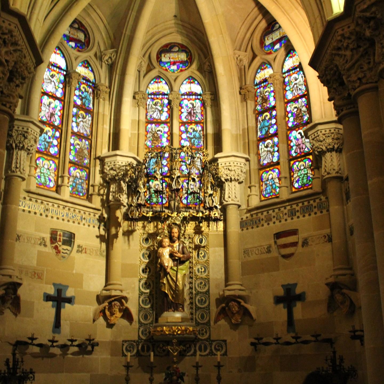 Crypte Sagrada Familia
