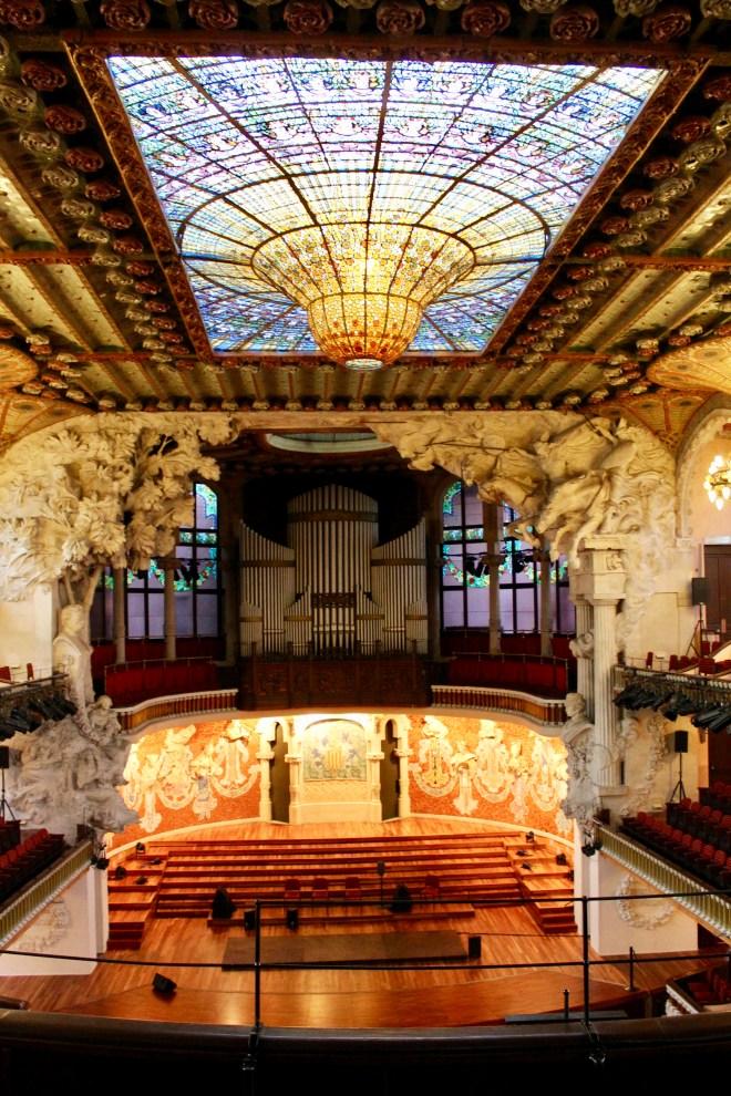 Palau de la música Catalan