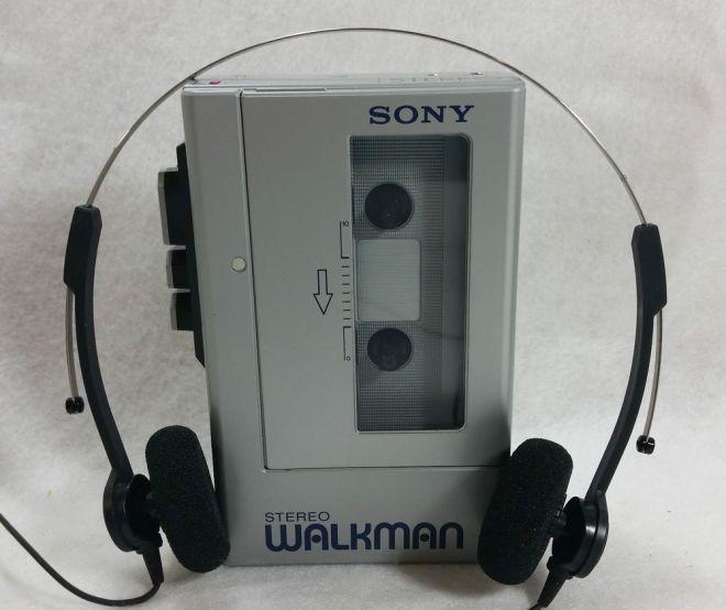 Walkman Sony 1979