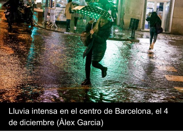 Barcelona 4 december