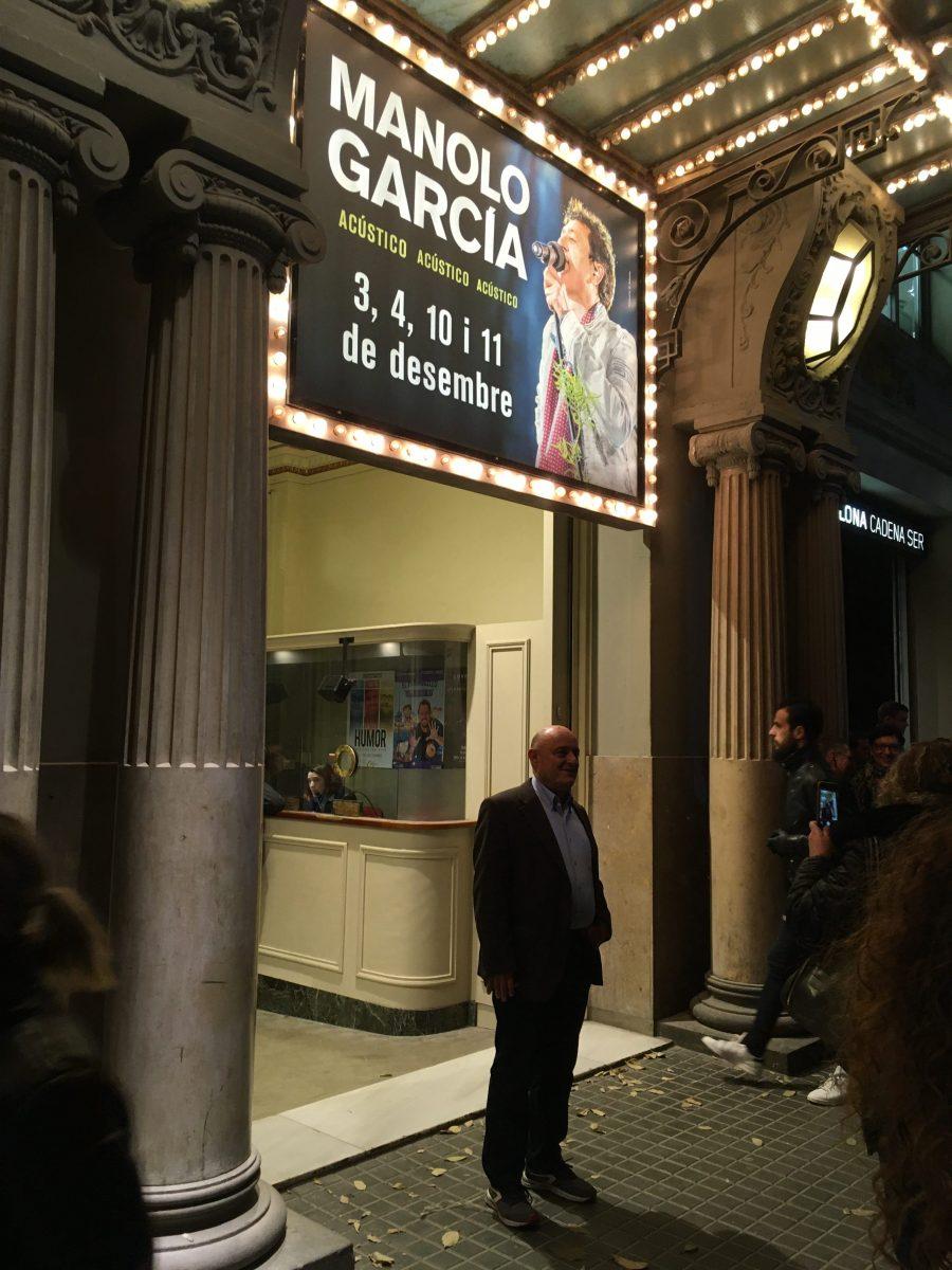 Reisverslag: Barcelona 3 december
