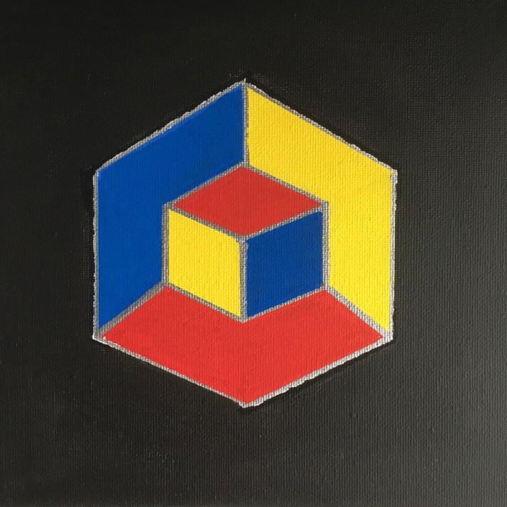Verdwijnend vierkant