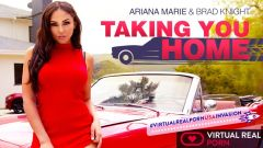 Taking you home Ariana Marie VR Porn