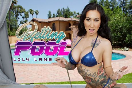 Betting Pool Lily Lane vr porn
