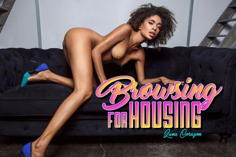 Browsing For Housing Luna Corazon vr porn