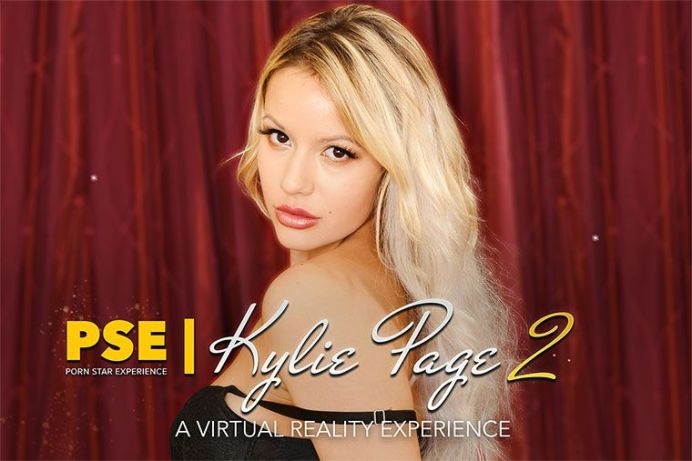"""PSE"" featuring Kylie Page vr porn"