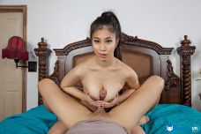 Early To Rise Jade Kush vr porn