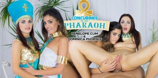 Czech VR 169 - Concubines of the Pharaoh