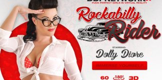 Rockabilly Rider Dolly Diore