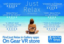 VR meditation app interview