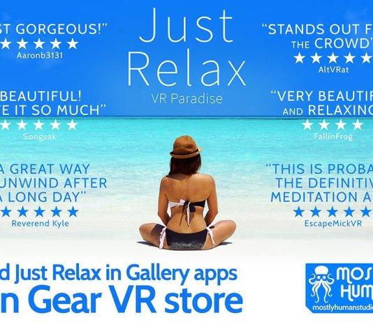 VR meditation app interview