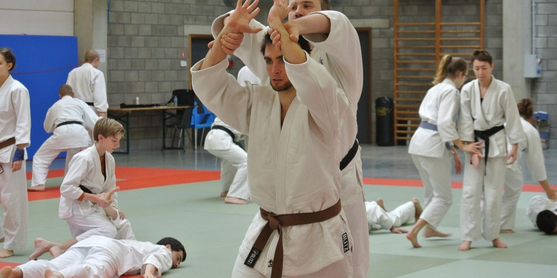 I visited Belgium and Poland this year for competition and training seminars.
