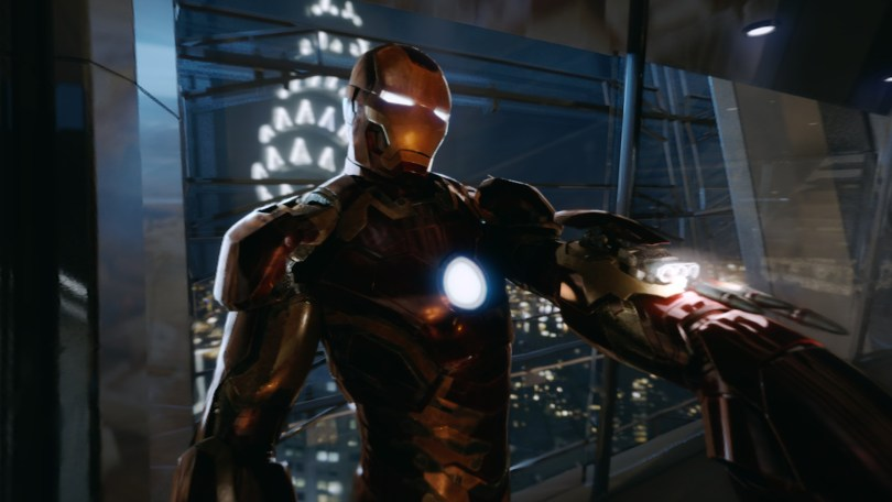 Ironman Avengers Age of Ultron Samsung Gear VR