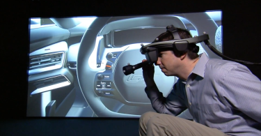 Ford GT Virtual Reality Design