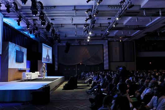 John Carmack, Oculus CTO, speaking at Oculus Connect last year