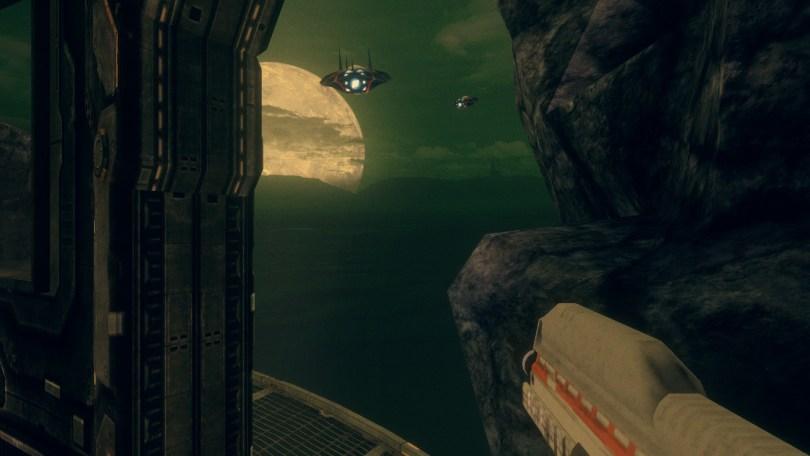 the void vr spaceships
