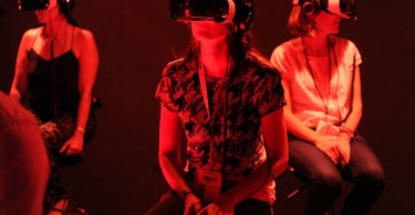 FX The Strain Comic Con VR